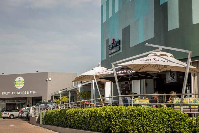 Piza e Vino at Eagles Landing Shopping Centre in Randburg