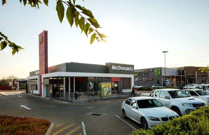 McDonald's at Jean Crossing in Centurion