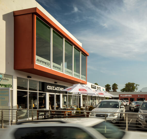 Col'Cacchio at Laborie Centre in Paarl managed by Dorpstraat Properties