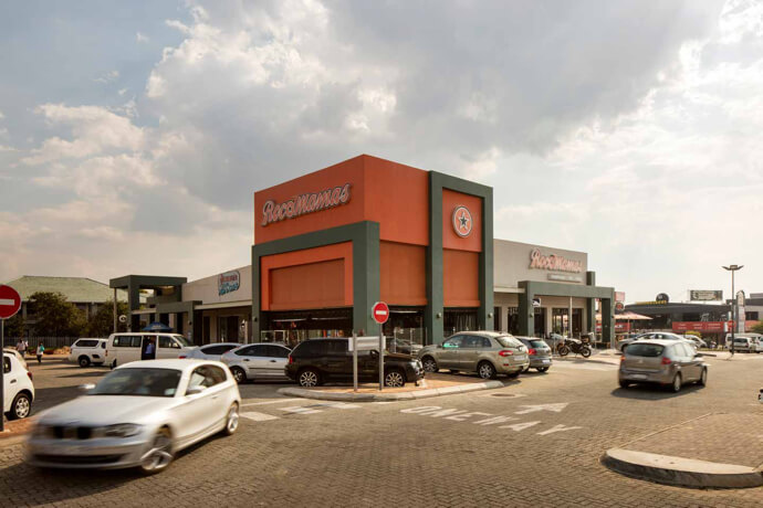 RocoMamas at Cresta Crossing in Johannesburg, a project by Dorpstraat Properties