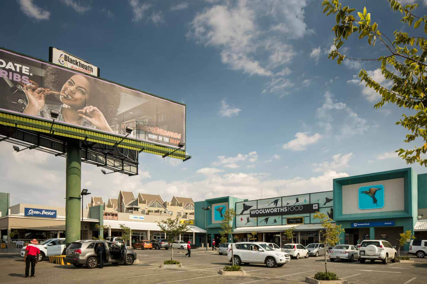 Cresta Crossing in Johannesburg, a project by Dorpstraat Properties