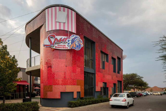 Spur at Northcliff Square in Johannesburg