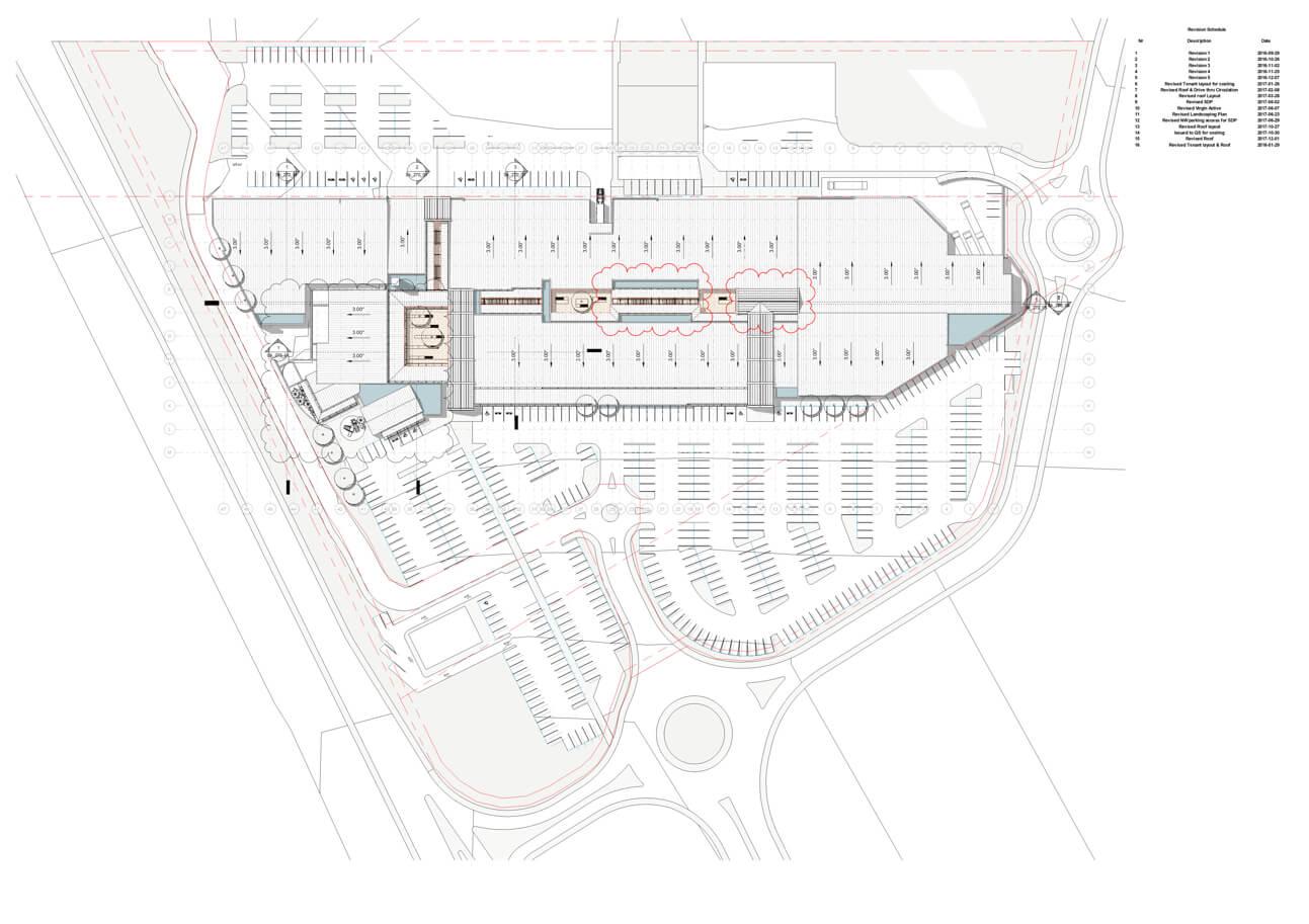Floor plan of Haasendal Gables in Kuils River